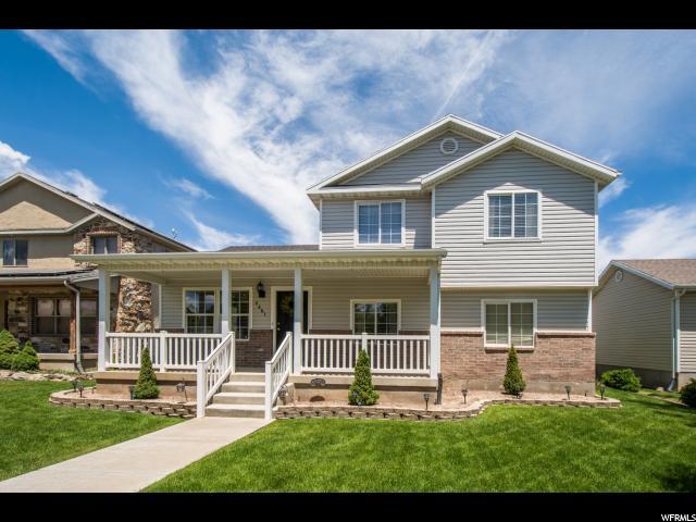 Unique la famille pour l Vente à 3861 E CHIPPEWA WAY 3861 E CHIPPEWA WAY Eagle Mountain, Utah 84005 États-Unis
