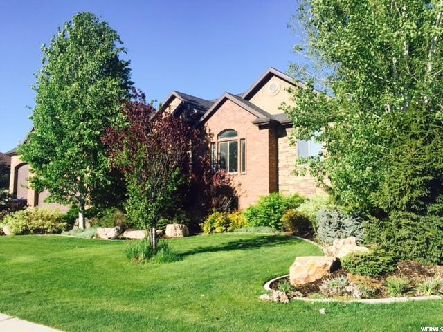 Single Family for Sale at 2487 N 2575 W Farr West, Utah 84404 United States