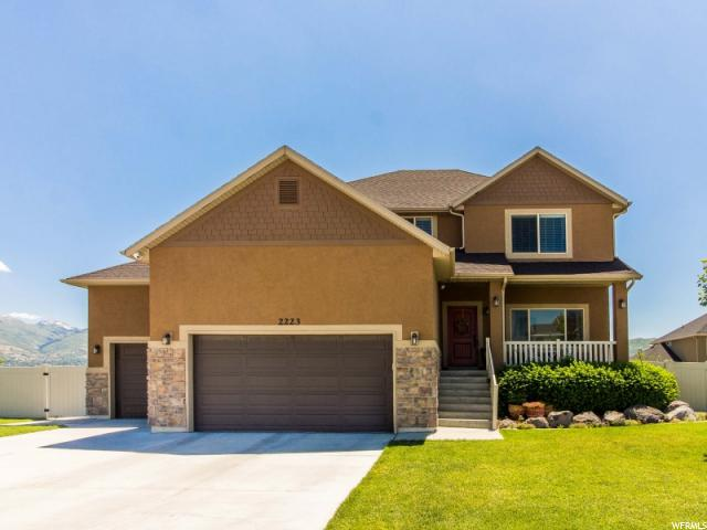 Single Family for Sale at 2223 S MOUNTAIN VIEW Boulevard Woods Cross, Utah 84087 United States