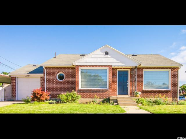 Home for sale at 1582 E Parkway Ave, Salt Lake City, UT 84106. Listed at 370000 with 4 bedrooms, 2 bathrooms and 1,926 total square feet