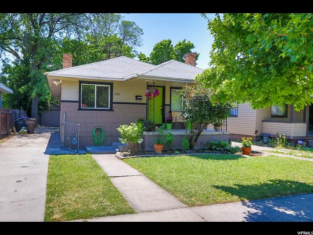 Home for sale at 326 E Westminster, Salt Lake City, UT  84115. Listed at 265000 with 2 bedrooms, 1 bathrooms and 1,031 total square feet