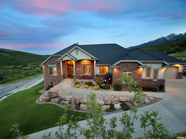6715 N WEBER DR Mountain Green, UT 84050 - MLS #: 1460054