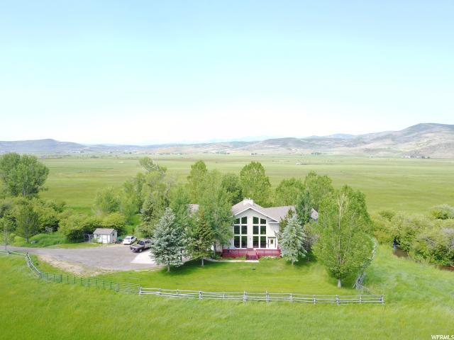 Unique la famille pour l Vente à 1075 N STATE RD 32 1075 N STATE RD 32 Marion, Utah 84036 États-Unis