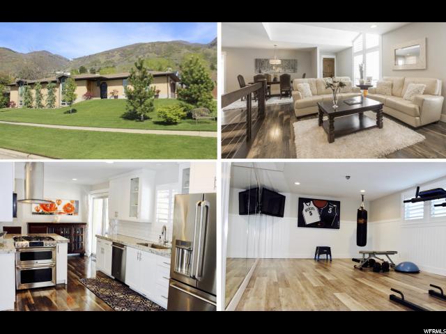 485 S MOUNTAIN RD, Fruit Heights UT 84037