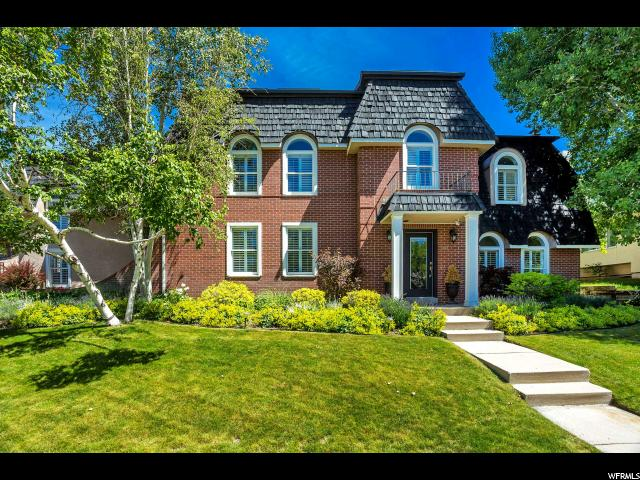 Home for sale at 1447 E Kristianna Cir, Salt Lake City, UT 84103. Listed at 869900 with 5 bedrooms, 5 bathrooms and 4,678 total square feet