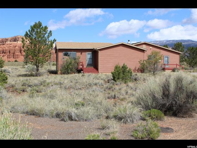 Single Family for Sale at 586 W RED GATES Lane Torrey, Utah 84775 United States