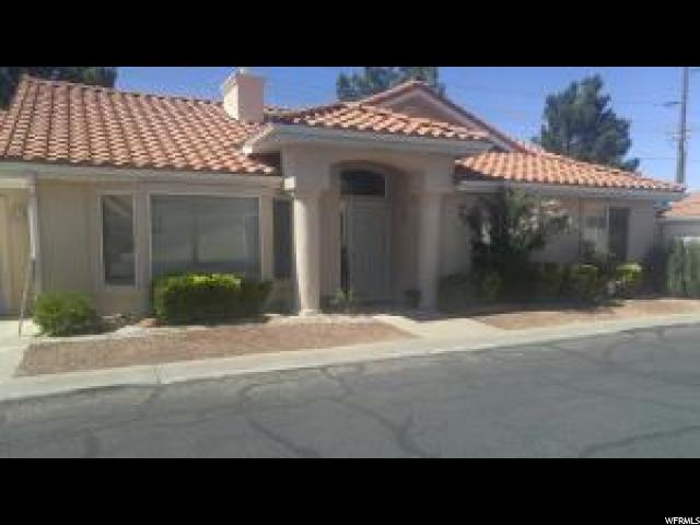 Townhouse for Sale at 1203 E 900 S 1203 E 900 S Unit: 31 St. George, Utah 84790 United States