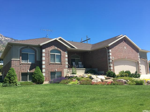 Single Family for Sale at 7459 S 475 W Willard, Utah 84340 United States