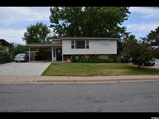 单亲家庭 为 销售 在 389 W 870 N Sunset, 犹他州 84015 美国