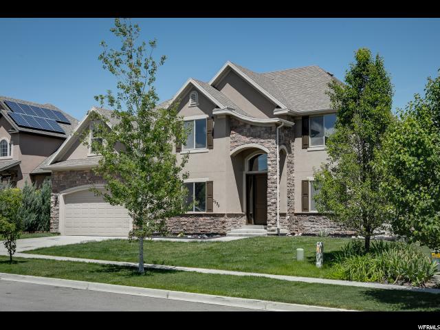 2836 VILLAGE COURT RD, Saratoga Springs UT 84045