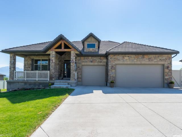 1286 S MEADOW CREST WAY, Saratoga Springs UT 84045