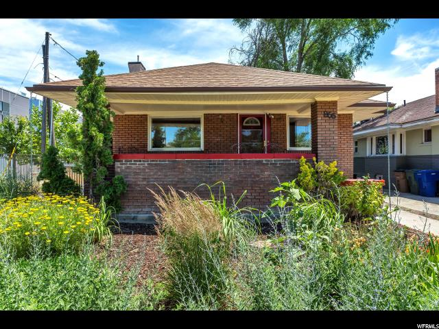 866 E 1700 S, Salt Lake City UT 84105