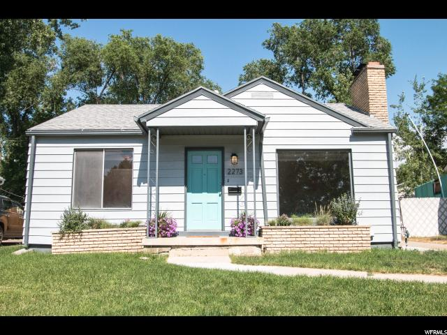2273 S HANNIBAL ST, Salt Lake City UT 84106