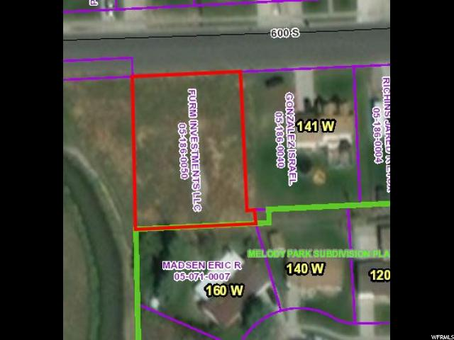 Land for Sale at 165 W 600 S 165 W 600 S Tremonton, Utah 84337 United States