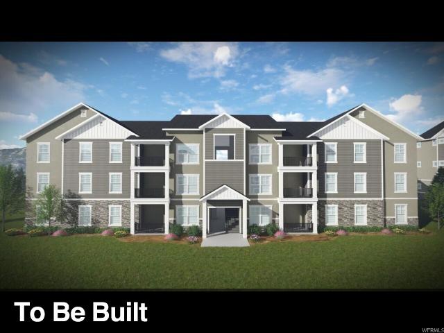 Condominium for Sale at 619 N EMERY Lane 619 N EMERY Lane Unit: 1608 Vineyard, Utah 84058 United States
