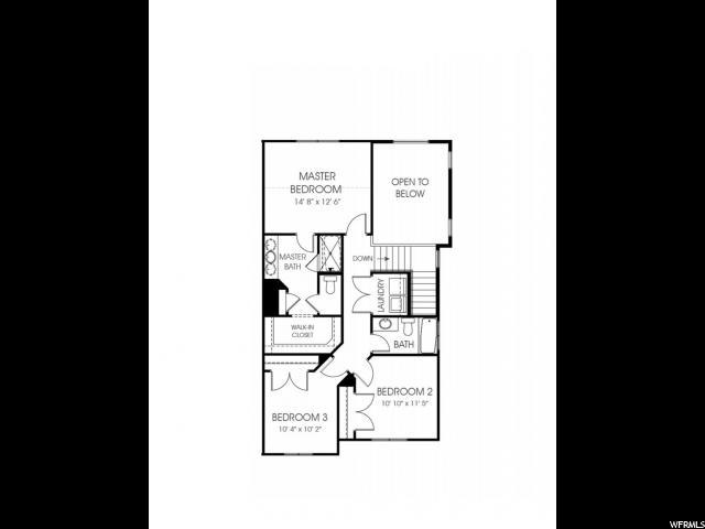14553 S TRAILHEAD LN Unit 317 Herriman, UT 84096 - MLS #: 1460364