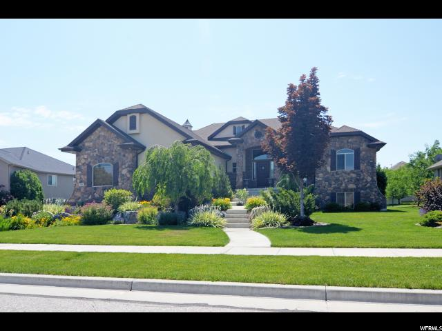 Single Family for Sale at 2461 W 780 S Syracuse, Utah 84075 United States