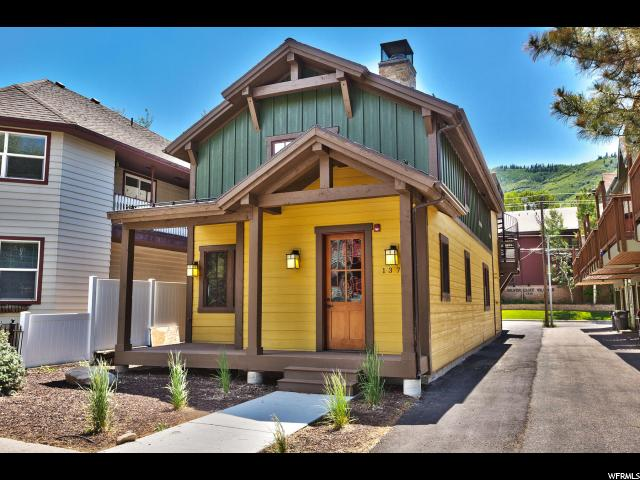 1375 PARK AVE, Park City UT 84060