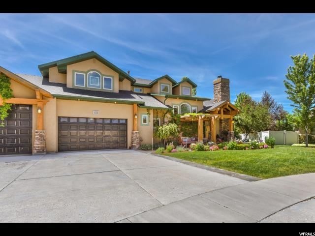 Single Family للـ Sale في 1133 S FIELDSTONE Court 1133 S FIELDSTONE Court Heber City, Utah 84032 United States