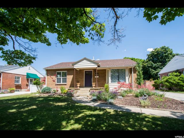 2859 S 1500 E, Salt Lake City UT 84106