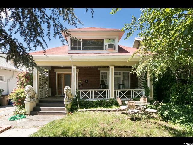 Duplex for Sale at 606 S 900 E 606 S 900 E Salt Lake City, Utah 84102 United States