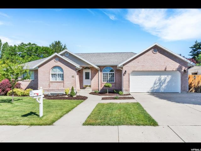 52 W HIDDEN HOLLOW DR, Orem UT 84058