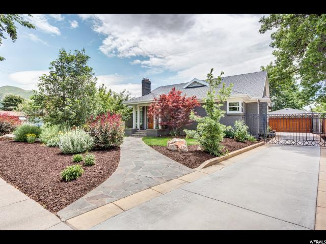 1804 E HARRISON AVE, Salt Lake City UT 84108