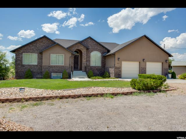 Single Family for Sale at 440 S 400 E Mount Pleasant, Utah 84647 United States
