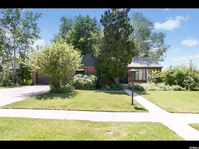 1502 S WASATCH DR, Salt Lake City UT 84108