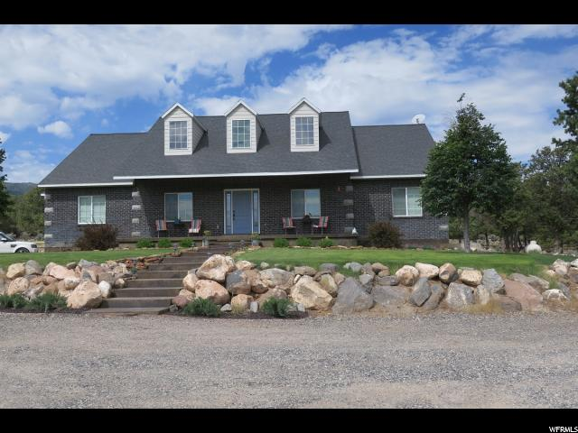 Single Family for Sale at 1910 S HIGHWAY 12 E Torrey, Utah 84775 United States
