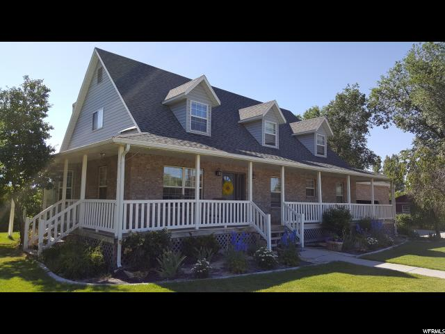 单亲家庭 为 销售 在 360 S 300 E Ephraim, 犹他州 84627 美国