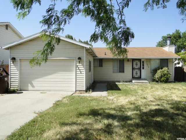 Single Family for Sale at 4606 W 3100 S 4606 W 3100 S West Valley City, Utah 84120 United States