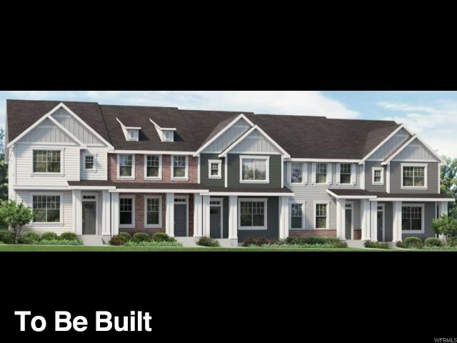 Townhouse for Sale at 261 E 340 N 261 E 340 N Unit: 106 North Salt Lake, Utah 84054 United States