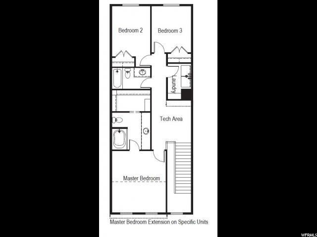 282 E 340 Unit 124 North Salt Lake, UT 84054 - MLS #: 1460602