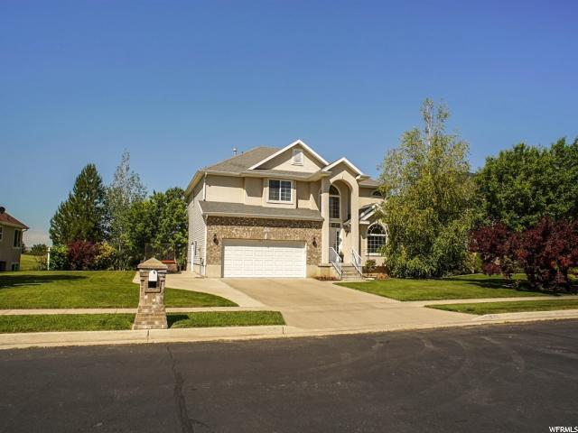 Single Family for Sale at 1490 TROON Drive 1490 TROON Drive Syracuse, Utah 84075 United States