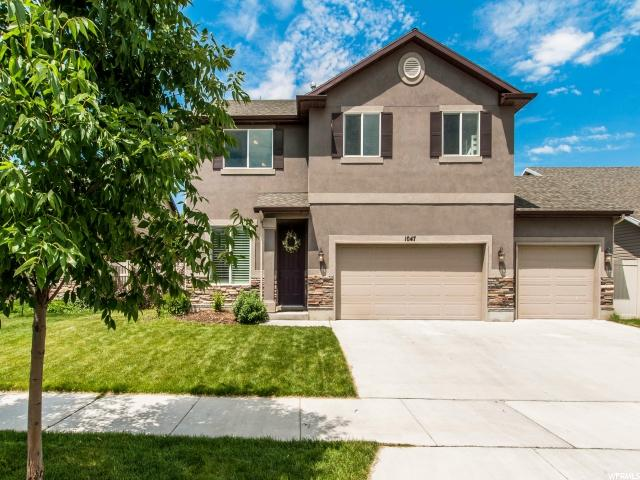 1047 N FOX HOLLOW DR, North Salt Lake UT 84054