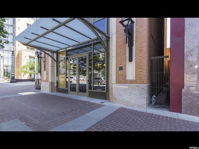 55 W SOUTH TEMPLE Unit 303W Salt Lake City, UT 84101 - MLS #: 1460709