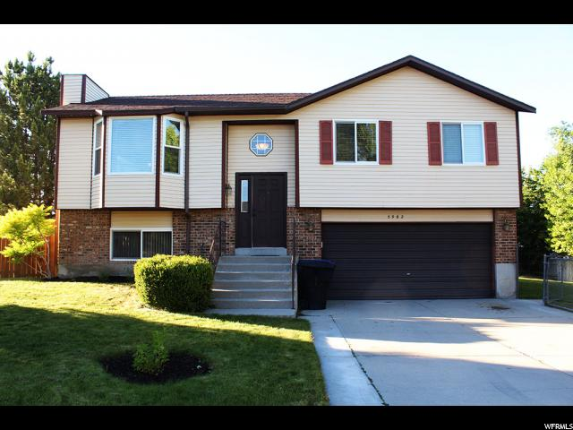 Single Family for Sale at 5962 W WILLINGCOTT WAY Kearns, Utah 84118 United States
