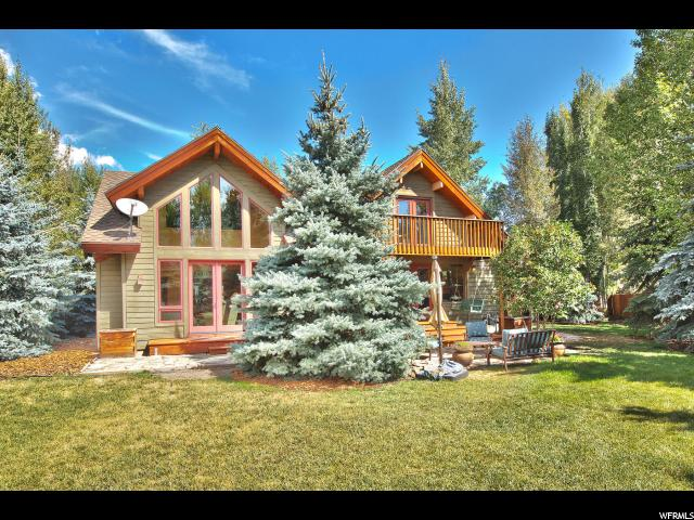 2814 HOLIDAY RANCH LOOP, Park City UT 84098