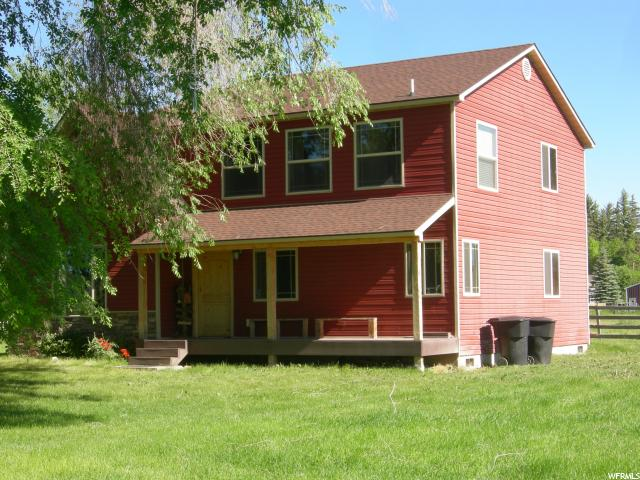 Single Family for Sale at 55 E 2ND Street Paris, Idaho 83261 United States