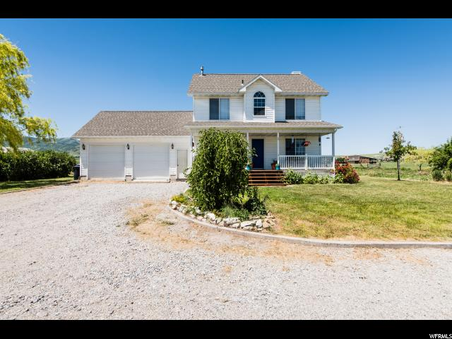 Single Family for Sale at 6180 W 1400 N 6180 W 1400 N Petersboro, Utah 84325 United States