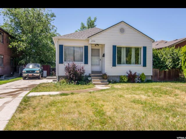 2730 S 1300 E, Salt Lake City UT 84106