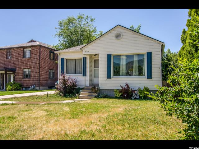 Home for sale at 2730 S 1300 East, Salt Lake City, UT 84106. Listed at 367900 with 5 bedrooms, 2 bathrooms and 1,872 total square feet
