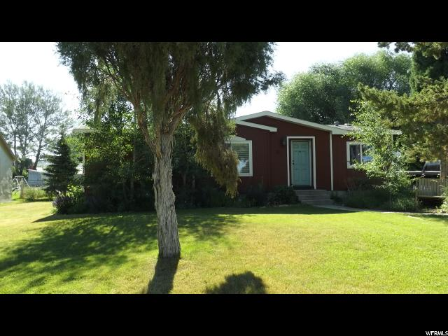 Single Family for Sale at 70 N 1ST E Soda Springs, Idaho 83276 United States