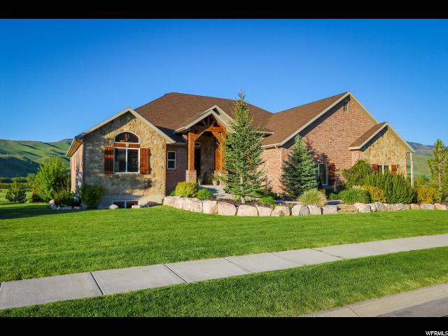 Single Family for Sale at 3740 N 3675 W Peterson, Utah 84050 United States