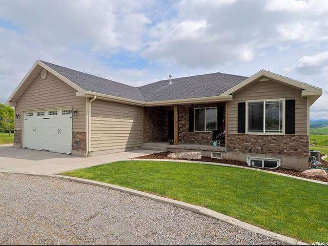 Single Family for Sale at 420 W 180 S Newton, Utah 84327 United States