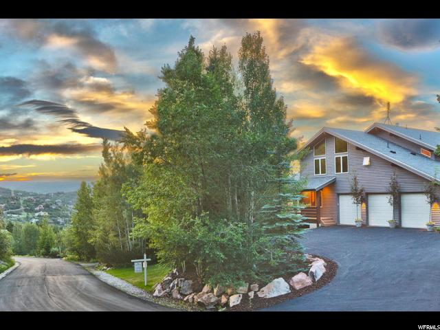 Single Family for Sale at 3234 BIG SPRUCE WAY Park City, Utah 84098 United States