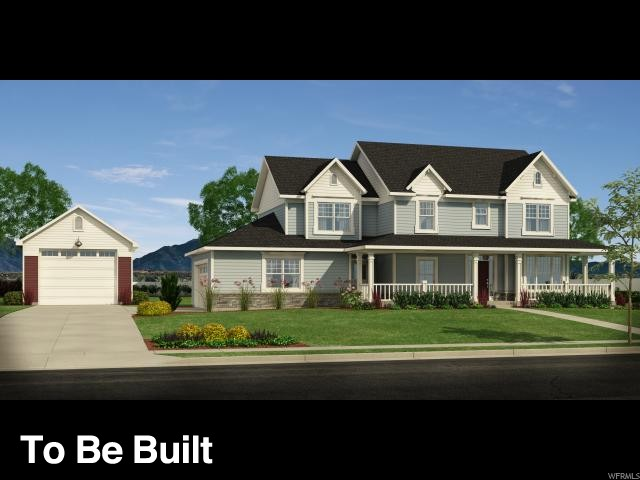 Single Family للـ Sale في 2181 N 3430 W Clinton, Utah 84015 United States