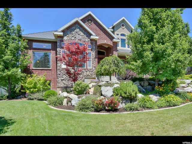 571 HAPPY HOLLOW LN, Kaysville UT 84037