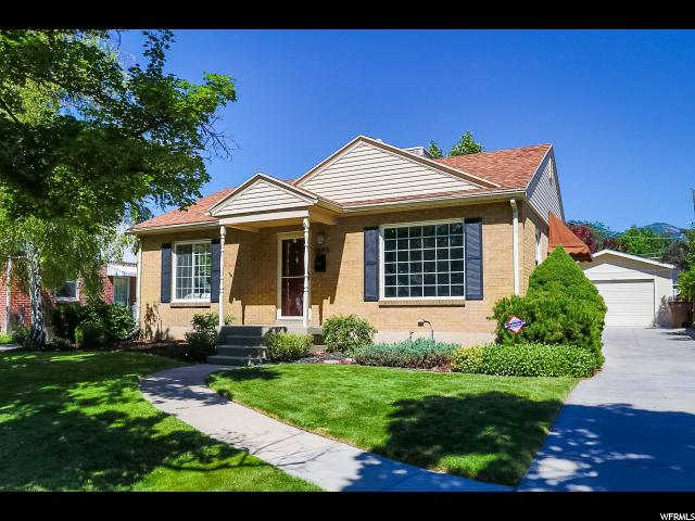 2845 S 1500 E, Salt Lake City UT 84106